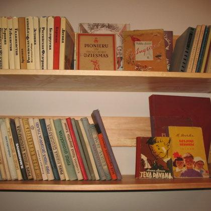 Padomju laika mācību grāmatas un grāmatas par 15 PS republikām