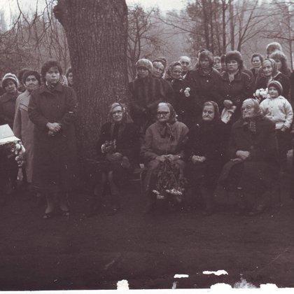 11.11.1989.- polit. repr. cilvēku tikšanās Amatas sk.