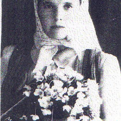 M.Vanaga izsūtījumā Krasnojarskas novada Tjuhtjetā 20.gs.50.gados