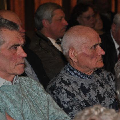 represētie amatieši - Māris Suipe un Rūsiņš Venters